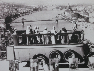 danube old photo