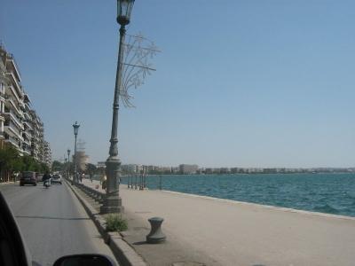 The White Tower of Thessaloniki - the city's landmark
