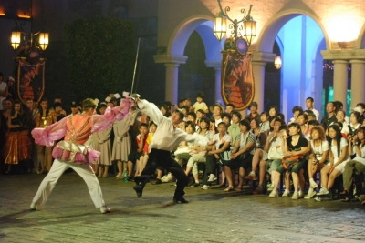 Romeo and Juliet Show